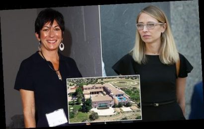 Ghislaine Maxwell wants Epstein victim's case moved to New Mexico