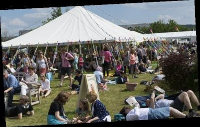 Literary festival goes virtual and will be free to view online