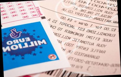 National Lottery EuroMillions results: Winning numbers for Tuesday May 26 £33million jackpot – The Sun