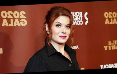 Debra Messing Is 'Tired' of Women in Media Being Pitted Against Each Other