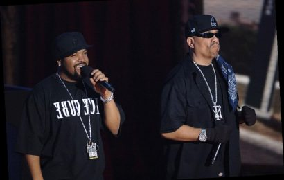 Ice-T, Ice Cube, and 2Pac Collaborated in a Rare Video That Surfaced on Twitter