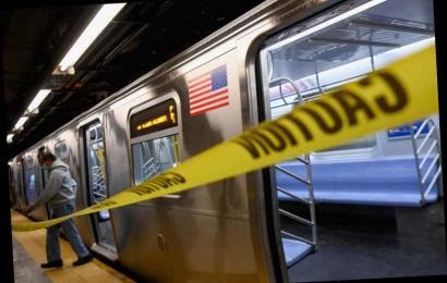 Two homeless men found dead on New York subway 11 hours apart as city struggles from coronavirus pandemic – The Sun