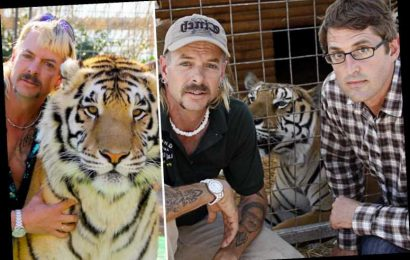 Louis Theroux says he will visit Tiger King's Joe Exotic in jail and begs Netflix star to 'reach out' – The Sun