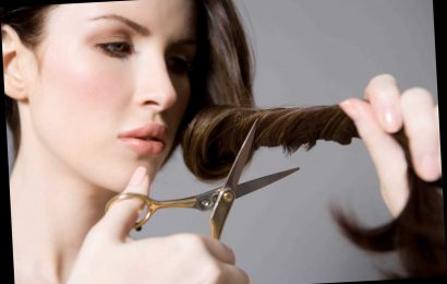 How to cut your hair at home with step-by-step instructions as hairdressers stay shut – The Sun