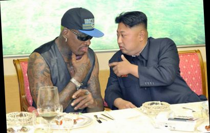 Dennis Rodman describes partying with Kim Jong-un surrounded by 'hotties and vodka' on Mike Tyson's Hot Boxin' podcast – The Sun