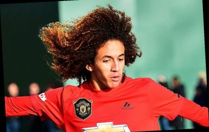 Hannibal Mejbri could be given first-team Man Utd role next season with 17-year-old set to make step-up from academy – The Sun