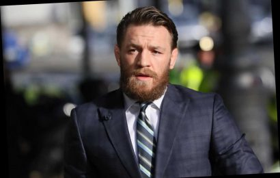 Conor McGregor set to watch UFC 249 as he eyes fight against winner of Tony Ferguson and Justin Gaethje – The Sun