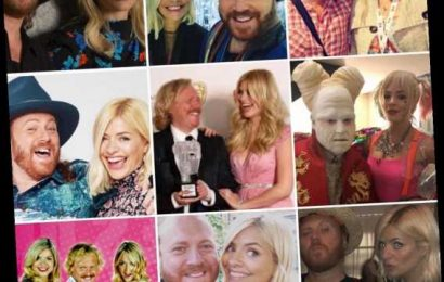 Holly Willoughby says 'all good things come to an end' as she pays tribute to Keith Lemon after quitting Celebrity Juice – The Sun