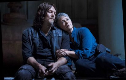 The Walking Dead fans convinced Daryl and Carol are in love and beg bosses to get them together