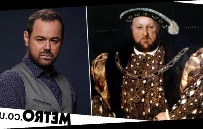 Danny Dyer declares 'world's gone crackers' in unique take on Henry VIII