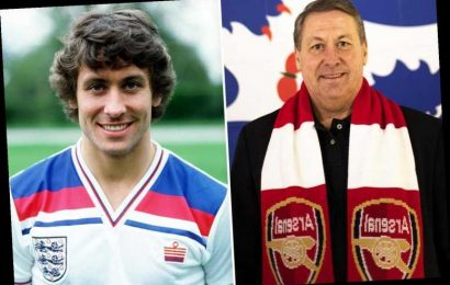 Arsenal and England legend Kenny Sansom fighting for his life in hospital after 'being beaten up in drunken row' – The Sun