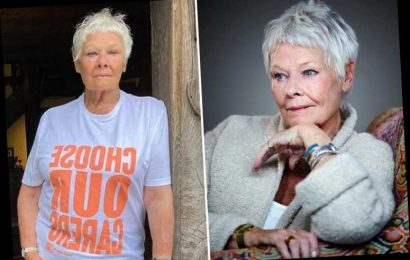 Dame Judi Dench 'disappointed she didn't film more sex scenes' – The Sun