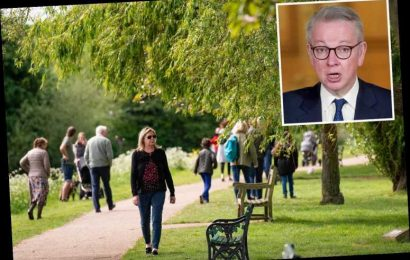 Coronavirus lockdown could be tightened in areas where infections rise after restrictions eased, Michael Gove says – The Sun