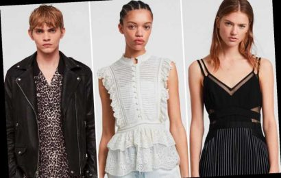 AllSaints has slashed 30% off EVERYTHING – including sale items