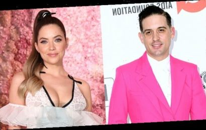 Ashley Benson & G-Eazy Confirm Romance With Sexy Kiss After Her Split With Cara Delevingne
