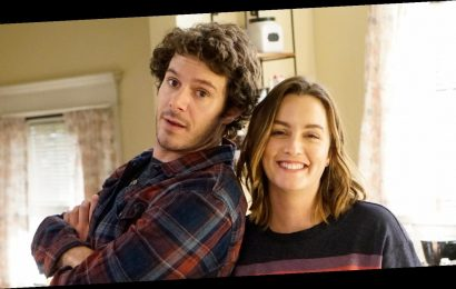 Leighton Meester Says She Forgets She's Married to Adam Brody When They Film 'Single Parents' Together!