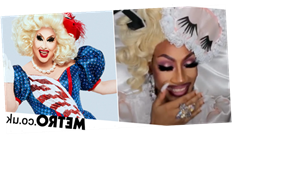 RuPaul's Drag Race season 12 reunion shades disqualified queen Sherry Pie