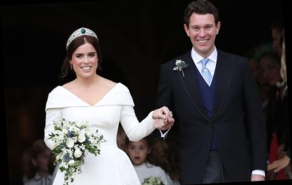 Princess Eugenie Shares Previously Unseen Wedding Photo for Husband Jack Brooksbank's Birthday