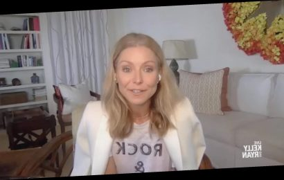 Kelly Ripa Claps Back After Viewers Critique Her Glam: 'Certain Things Don't Matter Anymore'