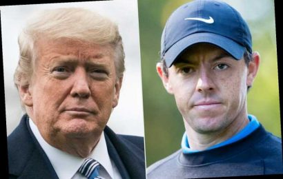 Pro Golfer Rory McIlroy Says He Hasn't Played with President Trump Again 'Out of Choice'