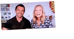 Kelly Ripa Has Been Quarantining in the Caribbean This Whole Time, and People Aren't Happy