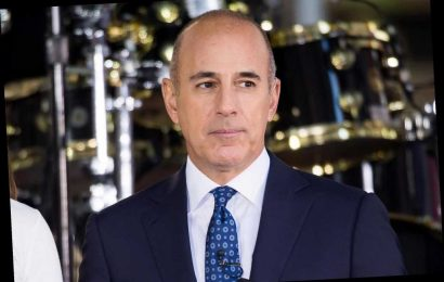 NY probe of NBC News began with Matt Lauer's firing in 2017, source says