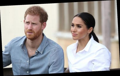 Prince Harry and Meghan Markle reveal peek at home decor in unexpected appearance days before wedding anniversary