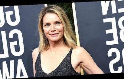 Michelle Pfeiffer, 62, Flashes Her Smile In A Gorgeous New Pic & Fans Think She's 'Forever' Beautiful