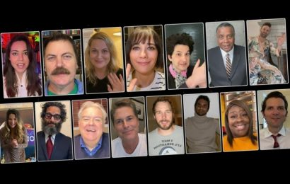 Here's What All Your Fave 'Parks and Recreation' Characters are Doing During The Coronavirus Pandemic