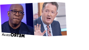 Piers Morgan 'disgusted' as Ian Wright receives racist messages on social media