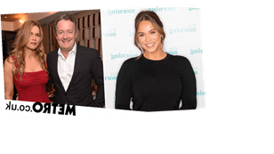 Piers Morgan jokes wife will be 'kept on her toes' after Vicky Pattison comment