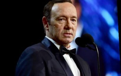 Kevin Spacey Compares Coronavirus Layoffs to His Own Career Downfall