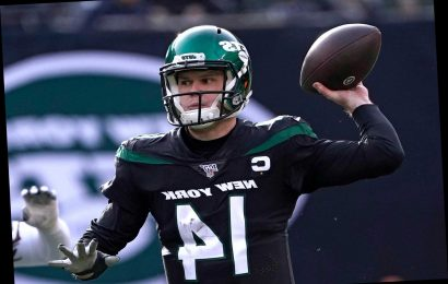 Sam Darnold must now prove why he's Jets' franchise quarterback