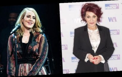 Sharon Osbourne Implies Adele Lost Weight Because 'Big Women' Aren't 'Happy' & Fans Are Livid