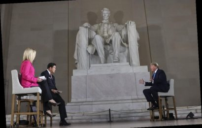 Fox News Town Hall With Donald Trump At Lincoln Memorial Draws 3.8 Million Viewers