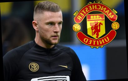 Man Utd ready to step up £52.5m Milan Skriniar transfer hunt with Inter Milan willing to sell defender this summer – The Sun