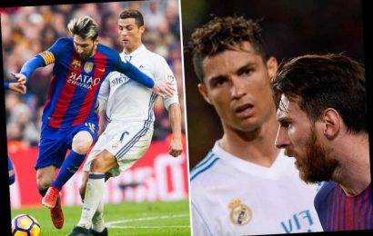 Cristiano Ronaldo v Lionel Messi: Barcelona star comes out on top in head-to-head battles with his rival for GOAT tag – The Sun
