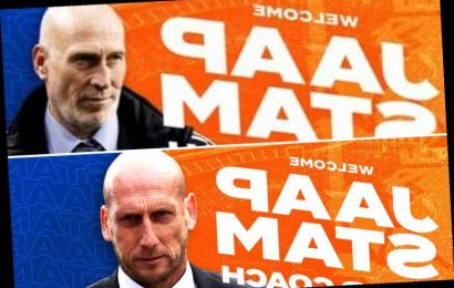 FC Cincinnati in embarrassing gaffe as they unveil Man Utd legend Jaap Stam as boss with picture of WRONG man – The Sun