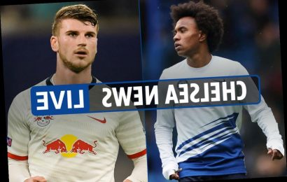 8am Chelsea news LIVE: Timo Werner transfer back on, Blues believe they've secured Angel Gomes transfer, Willian LATEST – The Sun