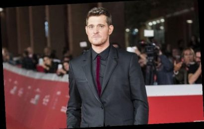 Michael Buble Not Dwelling on 'Ridiculous' Abuse Rumors