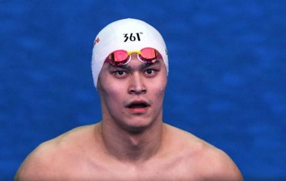 Chinese swimming star Sun Yang appeals against doping ban: Report