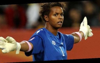 Karina LeBlanc: 'Holding my baby again was better than a World Cup game'
