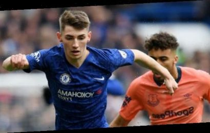 David Moyes: West Ham boss says Billy Gilmour is the Scot he'd most like to sign