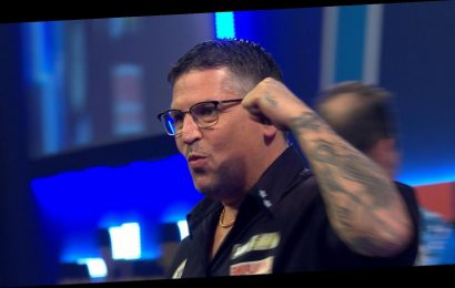 PDC Home Tour: Gary Anderson tops group in style