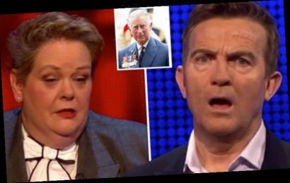 The Chase: Bradley Walsh gobsmacked by Anne Hegerty's Prince Charles revelation