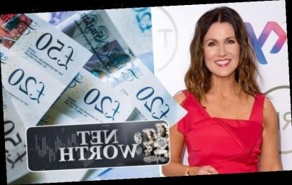 Susanna Reid net worth: How much does the Good Morning Britain host earn?