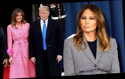 Melania Trump body language shows she did not 'embrace' role as First Lady