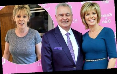 Eamonn Holmes queries wife Ruth Langsford's new obsession: 'I dare not stand still'