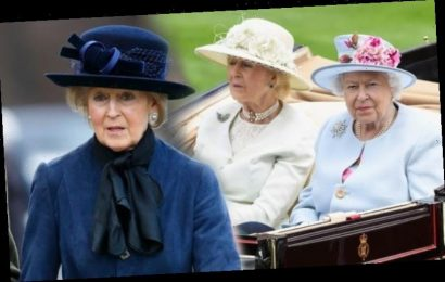 What it takes to be Queen's best friend: Inside relationship with Princess Alexandra