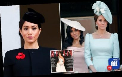Meghan complains that Kate gets backing of the Palace after bad press